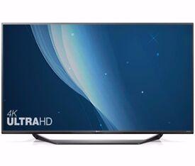 LG 55inch 4K UHD LED Full Smart Tv Harmon Kardon Speakers Superb Picture and design