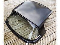 Genuine Mazda MX5 Mk2 Hardtop - good condition - Professionally sprayed satin black