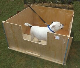 New - Whelping Box - Stores flat - dog pup puppies puppy