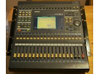 Yamaha 03D Digital Mixer Expanded - 24-channel with rack-kit & CD8-AD-S card *Price Drop*