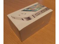 Empty White iPhone 4S Box, No contents, No Phone Ex Condition!