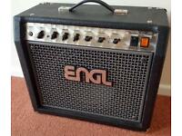 ENGL THUNDER 50 1x12 combo with footswitch