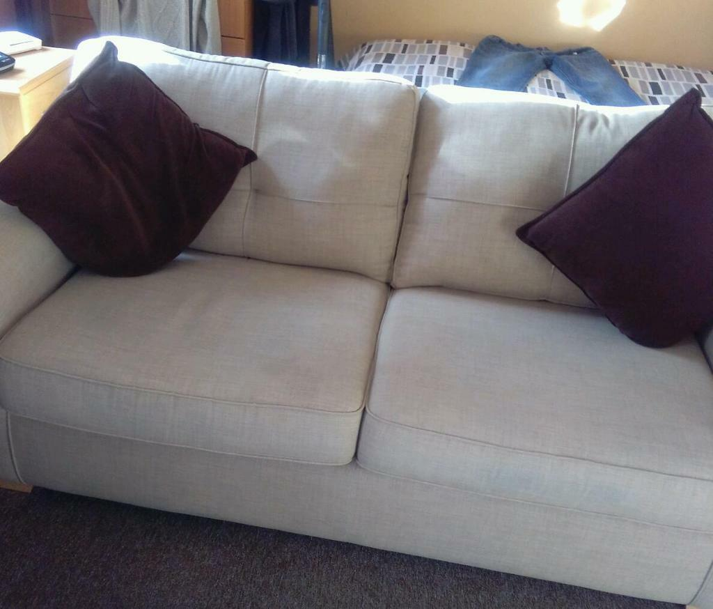 Dfs 3seatersofa Complete With Storage Footsool 163 700 From
