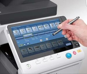 1 YR WARRANTY High Quality Color Laser Copier Printer Scanner Colour Copy Machine Fax Scan to email 11x17 Photocopiers
