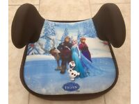 FROZEN BOOSTER SEAT (2 x Available)