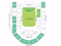 2x Drake Gold Circle 23rd Feb Birmingham Tickets £350