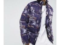 Purple jacket XL