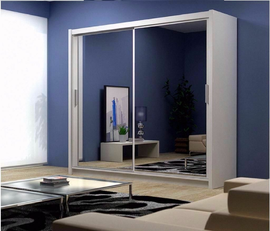 Next Mirrored Bedroom Furniture Free Delivery In London Brand New German Quality Big Sliding