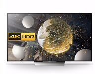 SONY KD55XD8599 55 inch 4K Ultra HD HDR Smart LED Android TV ** 1 YEAR WARRANTY **