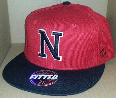 Zephyr Nebraska Cornhuskers Fitted Hat - NWT Zephyr Nebraska Cornhuskers size fitted college NCAA cap hat