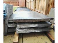 Grey Slabs 6x 3x2 feet