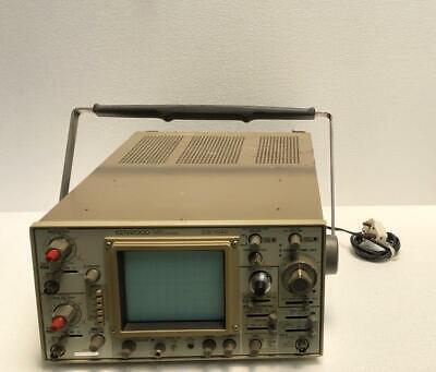 Trio Kenwood Corporation Cs-1040 Oscilloscope 40 Mhz Range