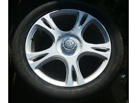"20"" ATP ALLOY WHEELS 5 X 120 OFF RANGEROVER VW T5 T6 TRANSPORTER BMW X5 X6 ETC"