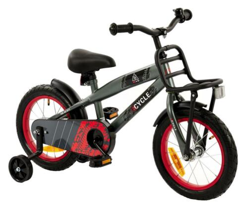 2Cycle Track Kinderfiets - 14 inch - Grijs