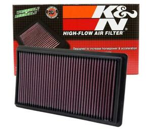K&N High Performance Air Filter V6 Ford, Lincoln, Mazda | Washable And Reusable | Free Shipping | www.Motorwise.ca