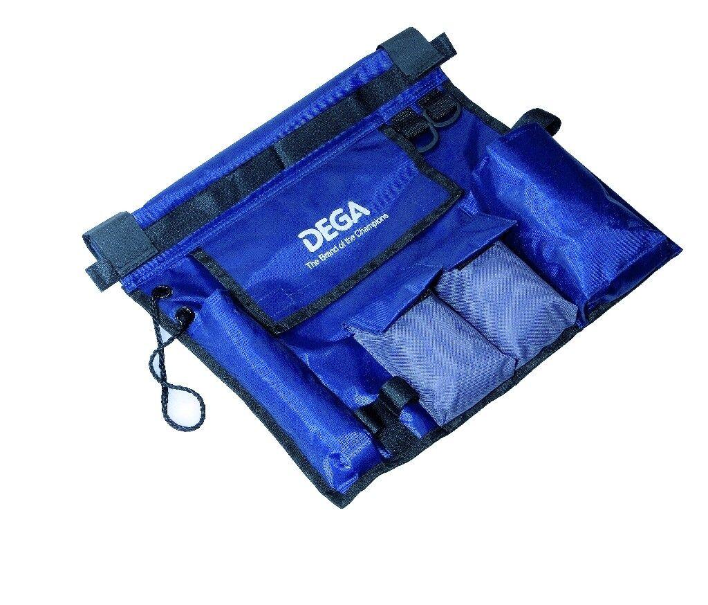 Relingtasche Reling-Tasche Bootstasche zum Hochseefischen Spro Boat Organizer