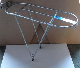 BICYCLE PANNIER RACK / CHILD BIKE SEAT SUPPORT - MADE BY TONARD LTD