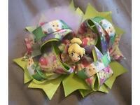 Beautiful girls handmade hair bows