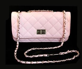 NEW Ladies Shoulder Quilted Handbags