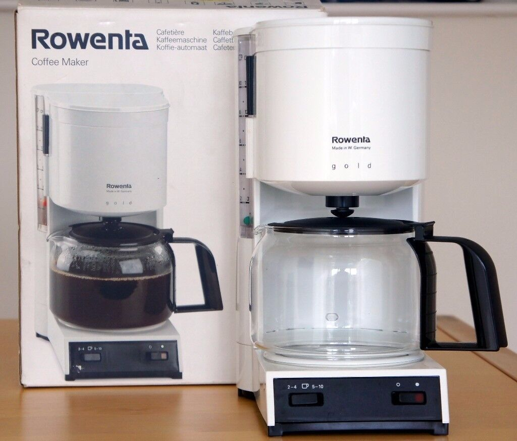 Rowenta Filter Coffee Maker In Tetbury Gloucestershire Gumtree