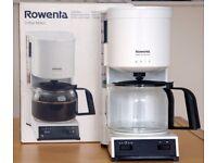 Rowenta Filter Coffee Maker