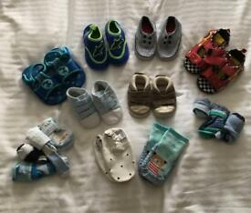 Baby shoe bundle