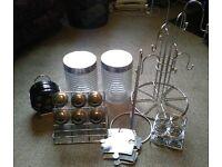 Assorted Kitchen /Dinning/Cooking/Bathroom equipment