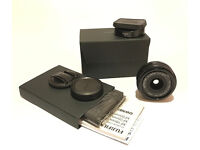 Fuji Fujifilm Fujinon XF18MM F2 R. Boxed Like New. Mint condition!
