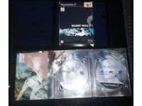 PlayStation 2 silent hill 2 limited edition