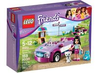 LEGO FRIENDS: 41013: Emma's Sports Car ***NEW***