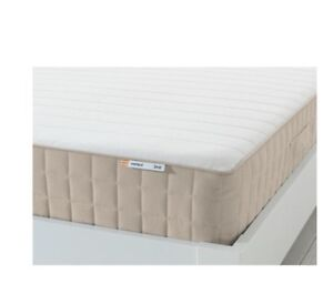For Sale: Queen Size mattress with free clean mattress cover set