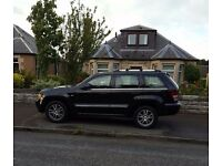 JEEP GRAND CHEROKEE OVERLAND CRD 3.0 DIESEL For Sale £8500ono, Full Service History, 68,400 miles