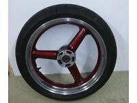 Suzuki Bandit GSF 1200 Front Wheel & RF900
