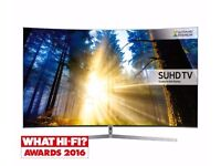 "Samsung KS9000 9 Series 65"" Curved SUHD Quantum Dot Ultra HD Premium HDR 1000 Smart TV"