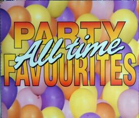 Reader's Digest - All Time Party Favourites [6 CD Compilation]