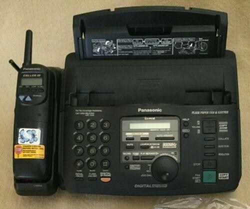 PANASONIC KX-FPG371 Plain Paper Fax, Cordless Phone, Digital Answering System