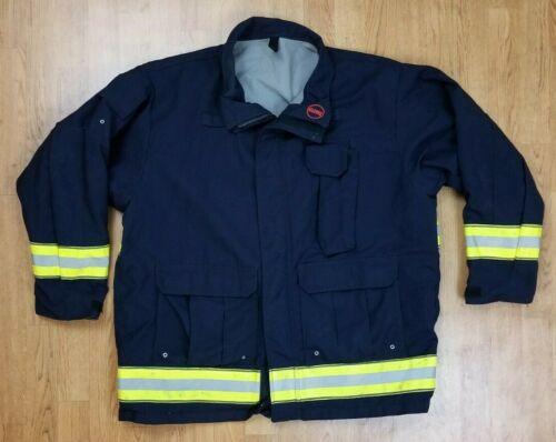 Globe LifeLine EMT EMS Tech Rescue Firefighter Turnout Jacket Sz. 2XL