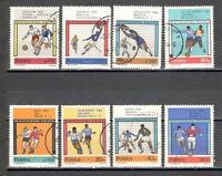 R9068 - Polonia 1966 - Serie Completa Mondiali Calcio - Vedi Foto - mondi - ebay.it