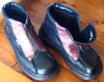 Doc Martens Short Boots leather Enmore 2042 Marrickville Area Preview