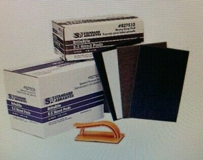 Standard Abrasives General Purpose Hand Pad 827505 6 In X 9 In 46755