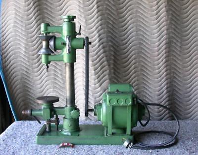 Hamilton Bench Top Varimatic Sensitive Drill Press Ha-500 1725 Rmp 115v