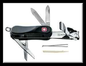 Swiss Army Nail Clipper Ebay