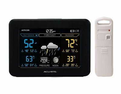 Best AcuRite Indoor Outdoor Weather Station with Temperature Humidity