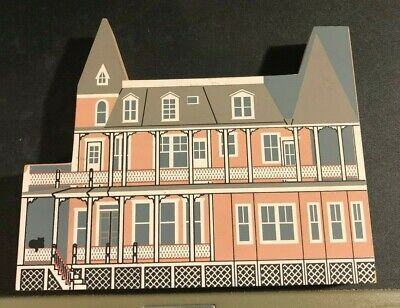 The ANGEL of the SEA Bed & Breakfast Cats Meow Shelf Sitter CAPE MAY New Jersey