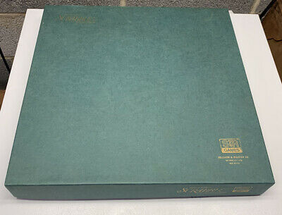 SCRABBLE Deluxe Edition 1977 Selchow & Righter Turntable Gently Used Clean Home