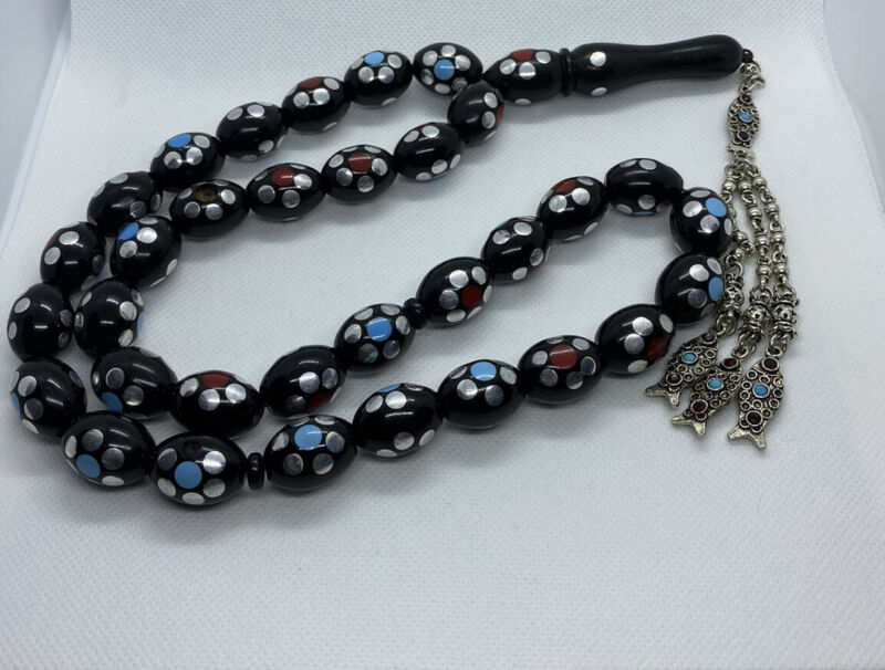Collectible Kouk Rosary 33 Beads مسباح سبحة كوك