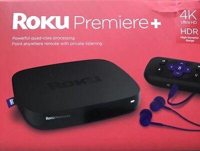 Roku Premiere+ Streaming Media Player (4630R)