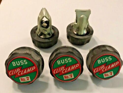 BUSS TRON CLIP CLAMP NO. 7- NEW no Box-FREE Shipping