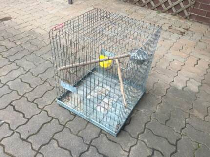 Bird cage, suitable for Galah or similar