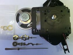 Seiko 4/4 Westmin/Whittington Chime Clock Mvt 5/16 Pendulum Version FREE SHIP